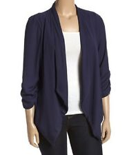 Navy Open Cardigan Size 3XL New With Tags
