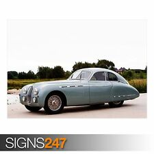TALBOT LAGO T26 (AA992) CLASSIC CAR POSTER - Photo Poster Print Art * All Sizes