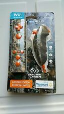Power A Realtree Camouflage Pro Pack Mini Plus Controller for Wii U or Wii