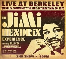 Live at Berkeley: 2nd Show by Jimi Hendrix (Sep-2003, CD Experience Hendrix)