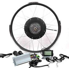 LCD+8 or 9 gear+1000W Cassette Electric Bicycle E Bike Hub Motor Conversion Kit