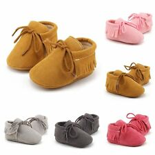 Lovely Baby Kid Girl Toddler Infant Shoes Soft Sole Crib Shoes Sneaker 0-18Month