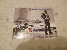 NHRA HANDOUT/PHOTO ANTRON BROWN AARONS DREAM MACHINE TOP FUEL DRAGSTER