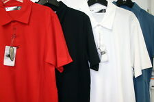 OAKLEY MENS POLO SHIRTS  NEW WITH TAGS  (RED,BLACK,WHITE,NAVY BLUE)