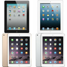 Apple iPad 2, 3, 4, Air, or Air 2 WiFi 9.7in Tablet (Refurbished)