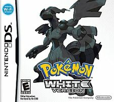 Nintendo DS POKEMON WHITE VERSION (Nintendo DS, 2011) NEW & SEALED