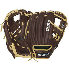 Wilson A800 Showtime 11.5 Inch Baseball Glove H-Web