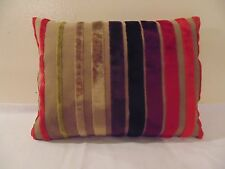Designers Guild Fabric Moyka Scarlet  Cushion Cover