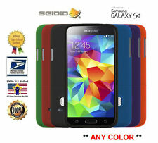 Seidio SURFACE Case (with kickstand) for Samsung Galaxy S5 (SV) **ANY COLOR**