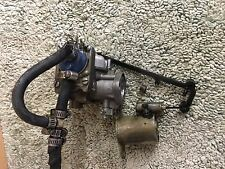 Mercury Mariner 50 500 4 Cylinder outboard Motor CARBUERTOR assembly W FUEL PUMP