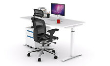 Stand-up - Standing Office Desk Electric Height Adjustable [1600L x 800W]