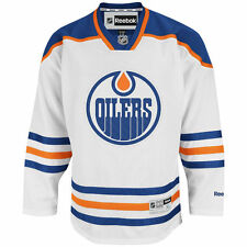Edmonton OILERS Reebok Premier Officially Licensed NHL New Away Jersey,