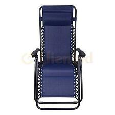 Zero Gravity Chairs Case Of 2 Lounge Patio Chairs Outdoor Chairs Yard Beach New