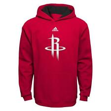 Houston Rockets Youth Adidas NBA Pullover Hooded Sweatshirt