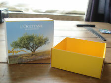 L'Occitane Gift Boxes Draw Pull Out Style NEW