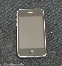 Apple iPhone 3GS - 8GB - Black GSM UNLOCKED AT&T Smartphone MC555LL/A EXCELLENT!