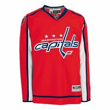 Washington Capitals Reebok Premier Officially Licensed NHL Jersey,