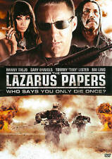 Lazarus Papers DVD