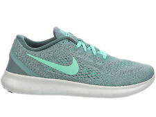 WOMENS NIKE FREE RN RUN RUNNING SHOES TRAINERS CANNON / GREEN GLOW / HASTA / OFF