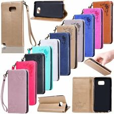 Flip Wallet Magnet Leather Cards Holder Stand Case Cover For Samsung Galaxy Note