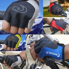 Sport Cycling Motorcycle MTB Bike Bicycle Gel Half Finger Gloves S/M/L/XL