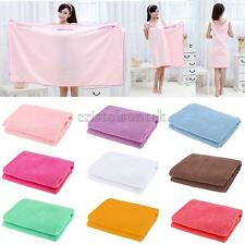 New WEARABLE Drying Bath Towel Bath Shower Beach Swimming Spa Sauna Travel Towel