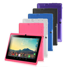 "Colorful iRULU Tablet PC 7"" Android 4.4 8G Quad Core WIFI Touch Screen PAD New"