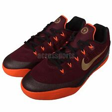 Nike Kobe IX EM BG 9 GS Garnet Gold 1996 Boys Youth Basketball Shoes 653593-601