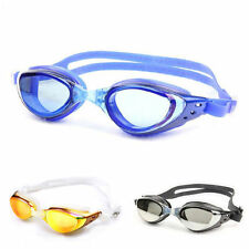 Proof Anti UV Adult Adjustable Diving Goggles Swim Swimming Goggles Anti Fog