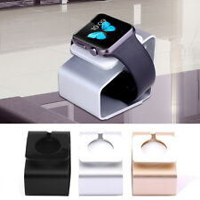 Aluminum Stand Holder Charging Dock Holder Cradle For Apple Watch for iWatch WA