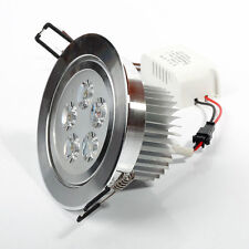 New 3W 5W LED Recessed Ceiling Light Dimmable Downlight Warm Cool White SpotLamp