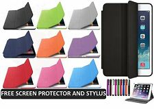 Smart Magnetic Sleep Awake Leather Case Cover For APPLE iPad 234 Mini 234 Air 2