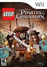 LEGO Pirates of the Caribbean: The Video Game (Nintendo Wii, 2011)