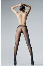 Cecilia de Rafael MISS 20 Pantyhose Tights Nylons Matte No Gusset Seamless CdR