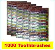 Lot NEW Individually Packaged Toothbrushes Wholesale - Great for Retail