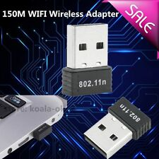 150Mbps 150M USB WiFi Wireless Adapter Network LAN Card 802.11n/g/b HOME LS