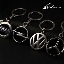 Fashion Car Logos Titanium Car Auto Part Keyfob Alloy Metal Keyrings Keychain