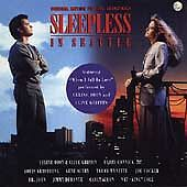 Sony SLEEPLES IN SEATLE Soundtrack Celine Dion Harry Connick Jr Carly Simon
