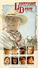 Lonesome Dove Robert Duvall Tommy Lee Jones VHS