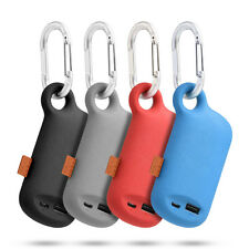 Outdoor Universal Keychain Power Bank 5000mAh Portable Backup Battery Charger