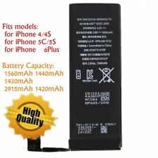 1560mAh Li-ion Battery Replacement with FlexCable for iPhone 4/5S/5C/6plus LOT E