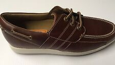 FootJoy Contour Casual Spikeless Golf Boat Shoe 54332 Brown Choose Size