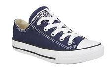 Converse All Star Chuck Taylor Low Top Ox Navy Sneakers Unisex Shoes 3j237