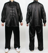 KungFu uniforms Chinese Wushu TaiChi Black Uniform Kung Fu China Tai chi Chuan