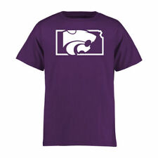 Kansas State Wildcats Youth Purple Tradition State T-Shirt - College