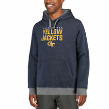 Georgia Tech Yellow Jackets Navy Elevation Hoodie