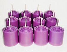 Jucy Grape  Scented 10 Hour Votive Candles Pick A Pack