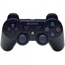 New Black DualShock Wireless Game Controller Six Axis Bluetooth for Sony PS3