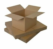 Single Wall Small Cardboard Postal Mailing Boxes 7 x 5 x 5""