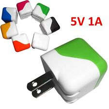 Useful US Plug 5V 1A AC Wall Power Adapter USB Charger for iPhone Android HTC